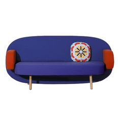 Float Sofa 206 Purple, $4,446, now featured on Fab.