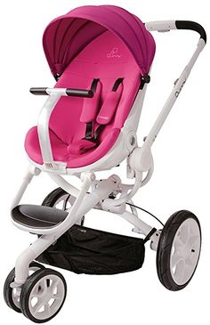 Amazon.com : Quinny Moodd Stroller, Red Envy : Standard Baby Strollers : Baby