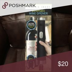 How To Use Food Network Electric Wine Opener