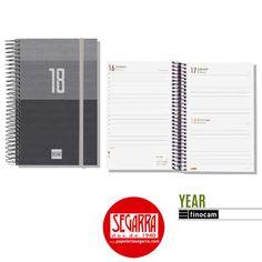 catálogo agendas 2018