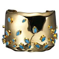 Alexis Bittar...beautiful cuff bracelet!