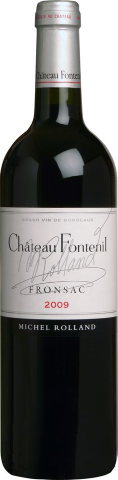 Owned by the well-known oenologists Dany and Michel Rolland, Château Fontenil has 10 hectares of vines an average of 40 years old, with a density of 6,000 vines per hectare. Grape varieties consist of 90 % Merlot and 10 % Cabernet Sauvignon. Annual production amounts to approximately 35,000 bottles of Château Fontenil, 8,000 bottles of Défi de Fontenil, a small cuvée de tête, and a third wine, Filet Rouge (depending on the vintage). more http://class-multimedia.com/orlando/