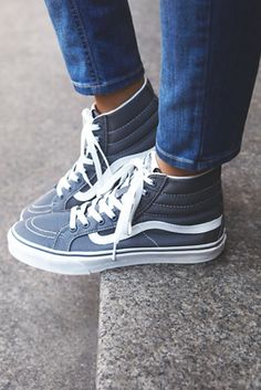 Vans High Tops Womens