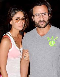 First birthday post marriage is always special for a married couple and our most gorgeous couple, Saif Ali Khan and Kareena Kapoor is not exception. Kareena's first birthday post marriage means a lot to hubby Saif and he has