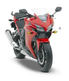 AutoMonthly: 2013 Honda CBR500R. Not exciting at all, still cool.