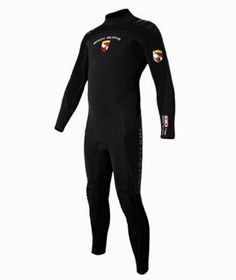 3mm Womens Fullsuit Wetsuit Diving Suit Swimming Suit