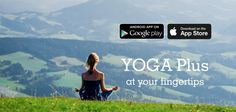 Yoga Plus per iPhone e Android - la migliore applicazioni in assoluto? Yoga Plus per iPhone e Android è un'applicazione incredibilmente completa!  Ricchissima di esercizi e video per tutti i gusti e per tutti i livelli (equilibrio interno, antistress, postura in funzi #android #iphone #applicazione #yoga