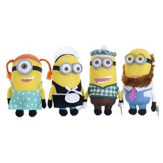 Despicable Me Minions Soft Plush Toy 28cm Official New in Toys & Games, Soft Toys & Stuffed Animals, Branded Soft Toys | eBay!