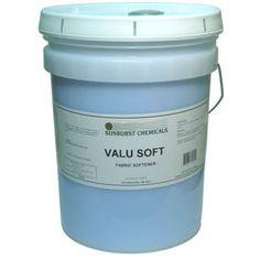 Sunburst Valu Soft Liquid Laundry Softener - 5 Gal. Pail for only $84.03/CS