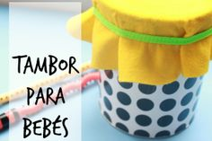 tambores para bebes