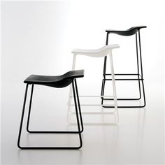 Viccarbe Last Minute Stool Style Lmx Modern Bar Stools