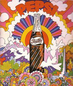 Vintage Pepsi Cola Advertising