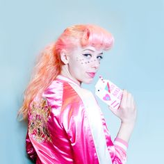 Girl Crush: Kailey Flyte Interview on the Valfre Blog <3