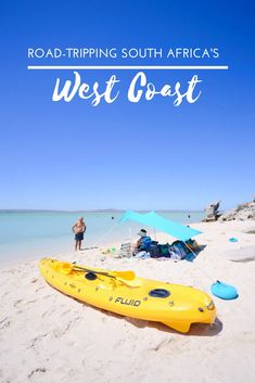 Summer is here so it's time to book your holiday! Here's some of our tips on road tripping South Africa's West Coast and how to take advantage of Protea Hotels by Marriott's summer early-booking discount. Road Trip Essentials, Road Trip Hacks, Road Trips, Africa Destinations, Travel Destinations, Travel Couple, Family Travel, Cape Town Tourism, Travel Songs