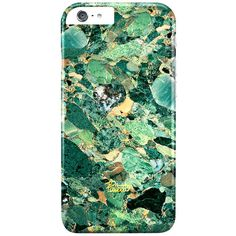 Cactus / iPhone Marble Case (46 CAD) ❤ liked on Polyvore featuring accessories and tech accessories
