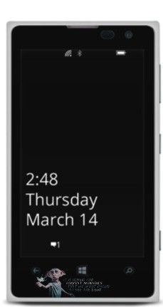 """Check out this custom Nokia Lumia 1020 Skin titled """"Harry potter skin"""" created with DecalGirl!"""