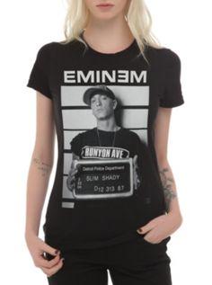 Eminem Mugshot Girls  T-Shirt