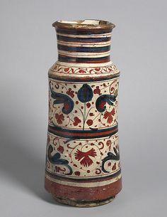 Pharmacy Jar | Spanish | The Met