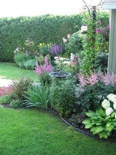 Inspiring landscaping