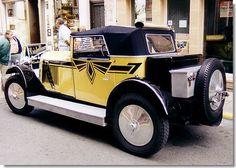 Automobiles Voisin - C15
