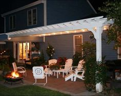 While pergolas are at the height of fashion, they do not in any way box you in to cookie cutter designs like many passing style trends that can only be executed one way. Description from designevolutions.com. I searched for this on bing.com/images