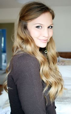 Anna Saccone: How To Grow Long & Healthy Hair!