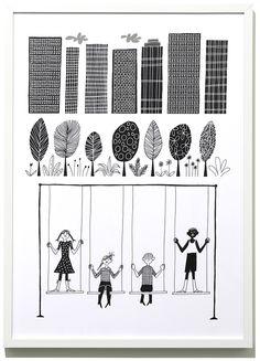 Klas Fahlén « Illustrators « Agent Bauer