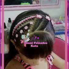 48 Mejores Imagenes De Peinados Ninas Hair Cute Hairstyles Y Girl