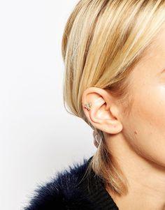 Image 3 ofASOS Silk Stone Anywhere Ear Cuff
