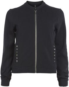 Outfitters nation Gyra sweat cardigan black