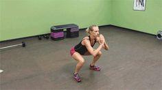 squat hold