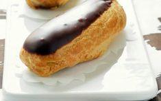 Eclairs, Beignets, Flan, High Tea, Hot Dog Buns, Baked Potato, Panna Cotta, French Toast, Muffins