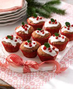 Recept pepparkaksmuffins