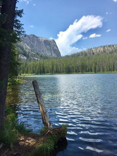 Yellowjacket Lake, Cobalt, Idaho
