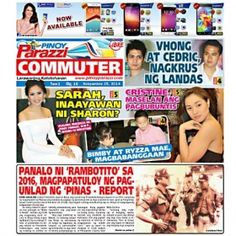 Pinoy Parazzi Commuter Vol 1 Issue 16 November 25, 2014 http://www.pinoyparazzi.com/pinoy-parazzi-commuter-vol-1-issue-16-november-25-2014/