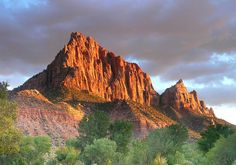 Zion National Park - one of the amazing places to visit in Utah