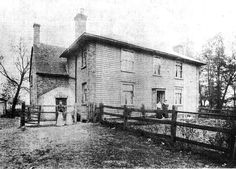 Lee Chapel Farmhouse c1912.