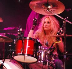 Tommy Lee Drummer sister | Athena Lee-Tommy Lee's sister and fellow drummer More