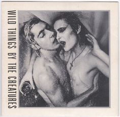 """The Creatures - Wild Things, 7"""" double vinyl single, Siouxsie and the Banshees #vinyl"""