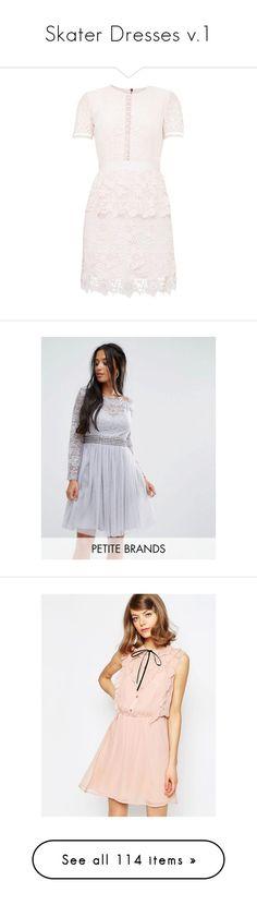 """Skater Dresses v.1"" by ukdresslover ❤ liked on Polyvore featuring dresses and maternity"