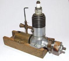 History of Model Engines   Model Aviation Ignition Model, Ignition System, Small Engine, New Engine, Toy Steam Engine, Model Steam Engine, Airplane News, Rc Motors, Spark Models