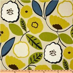 Richloom Bizzy Honeydew  $14.98 per yard