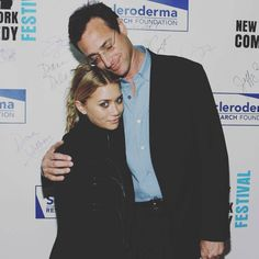01/11/2005 - ASHLEY ATTENDS THE NY COMEDY FESTIVAL KICKOFF BENEFIT FOR SCLERODERMA RESEARCH FOUNDATION  Image from: olsensobsessive.com #marykateolsen #marykateandashley #marykate #ashley #ashleyolsen #olsens #olsenstyle #olsentwins #olsentwins #olsensisters #marykateandashleyolsen #mary #ash #theolsentwins #ofotd #fashion #fashionpost #fashiondiaries #lookoftheday #fashiongram #beauty #beautiful #style #clothes #celebrity #therow #elizabethandjames #olsensobsessive #twins…