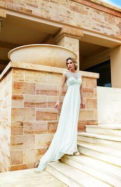 Demetrios Destination Romance Style - Wedding Dresses Bridal Gowns,Prom Dresses On Sale Wedding Dress Chiffon, Wedding Dresses Photos, Perfect Wedding Dress, Chiffon Gown, Wedding Dress Styles, White Chiffon, Romance, Bridal Gowns, Wedding Gowns