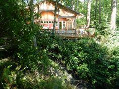 Doe Bay Resort and Retreat for organic foods, natural surroundings, sauna and soaking pools on #Orcas Island WA