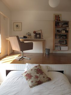 DIY Guest room and study -3