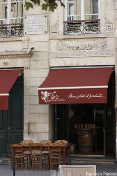 Restaurant Elios, restaurant Sarde à Bordeaux - Cuisine italienne.