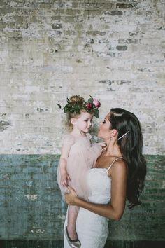 Sweet moment | Photography: Josh Dookhie Photography - joshdookhiephotography.com  Read More: http://www.stylemepretty.com/canada-weddings/2015/05/27/romantic-manitoba-summer-garden-wedding/
