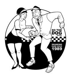 Bigger Boss Parlour are: Colonel Titus and Madame Colonelle, couple obsessed about reggae, skinhead culture and travelling around the globe seeking new nighters and gigs to attend:)