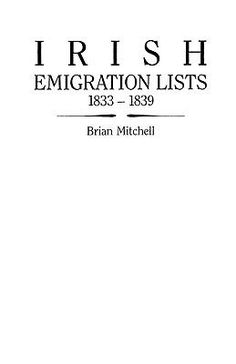 Based on notebooks compiled during the famous Ordnance Survey of Ireland (1835-1846), these lists have been extracted, arranged under parish, and alphabetized, and they identify the emigrant's destination and his place of origin in Ireland--key pieces of information for anyone tracing his Irish ancestry. In addition, the age, town and address, year of emigration, and religious denomination are given for the more than 3,000 emigrants listed.